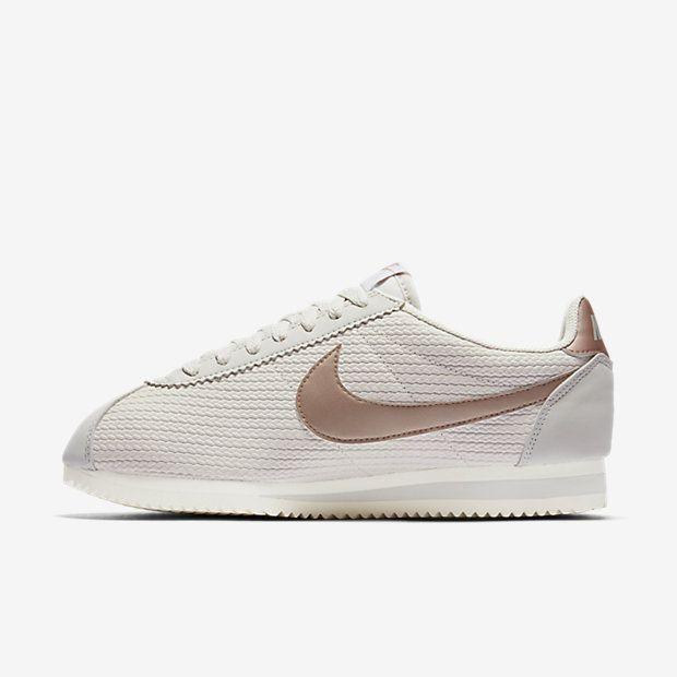 Cuir Classique Lux Cortez - Chaussures - Bas-tops Et Baskets Nike iJvGPz