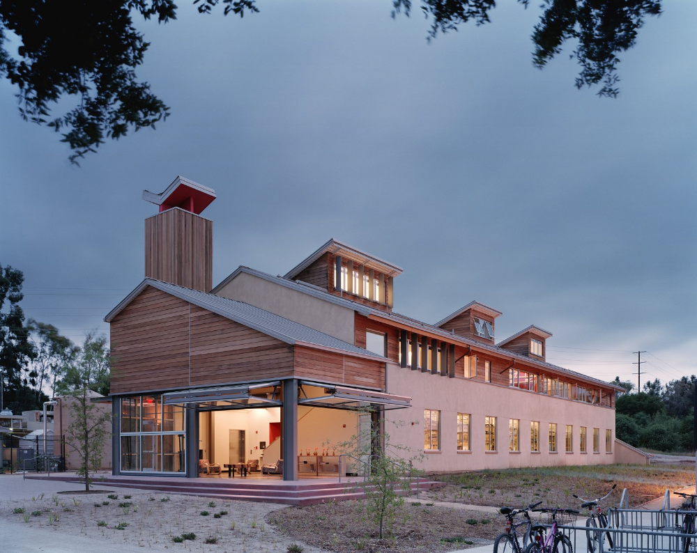 Phoebe Schenker Architect Architect House In The Woods