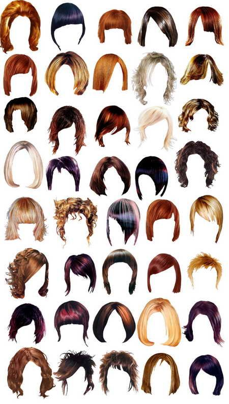 hair style templates hair style cute cute short hair stles for