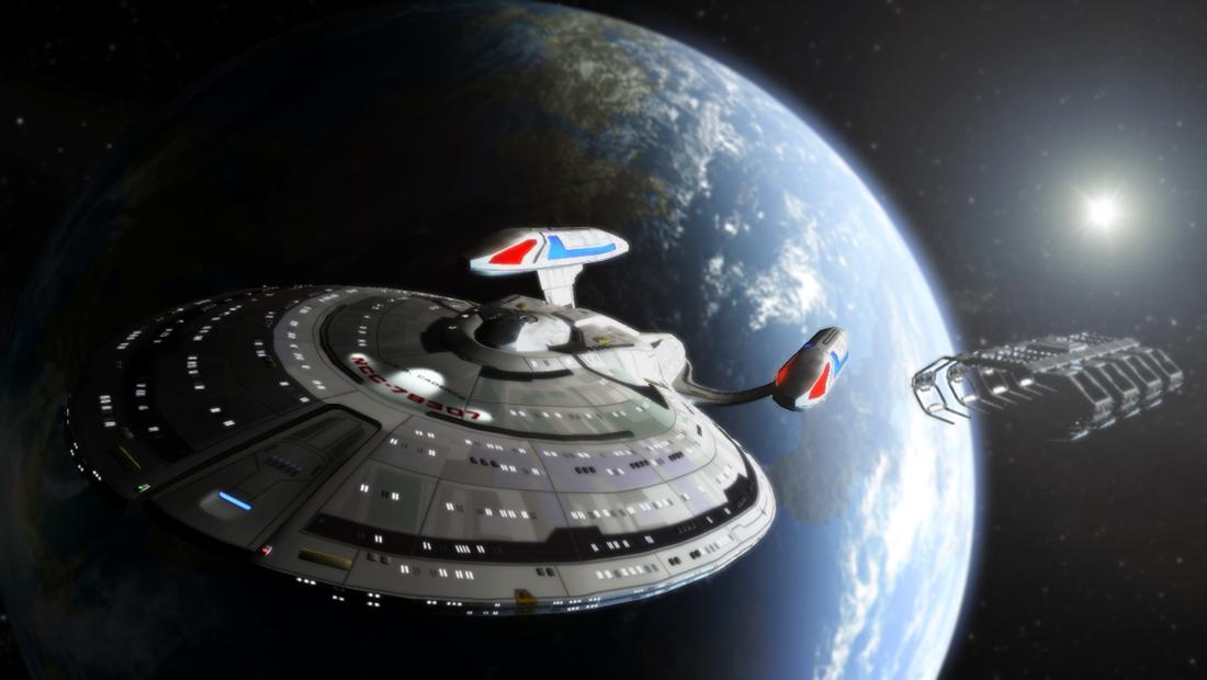 Setting Off By Jetfreak 7 Star Trek Ships Starfleet Ships Star Trek