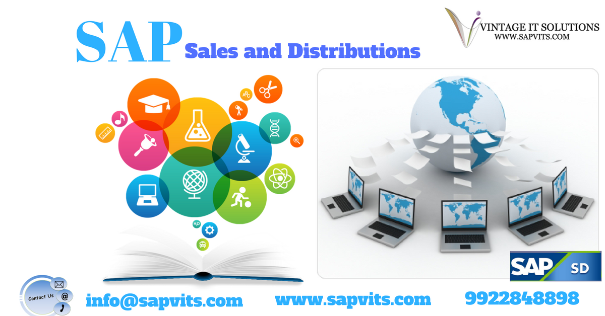 Sapvits Provide Sap Sd Module Online Training Course With