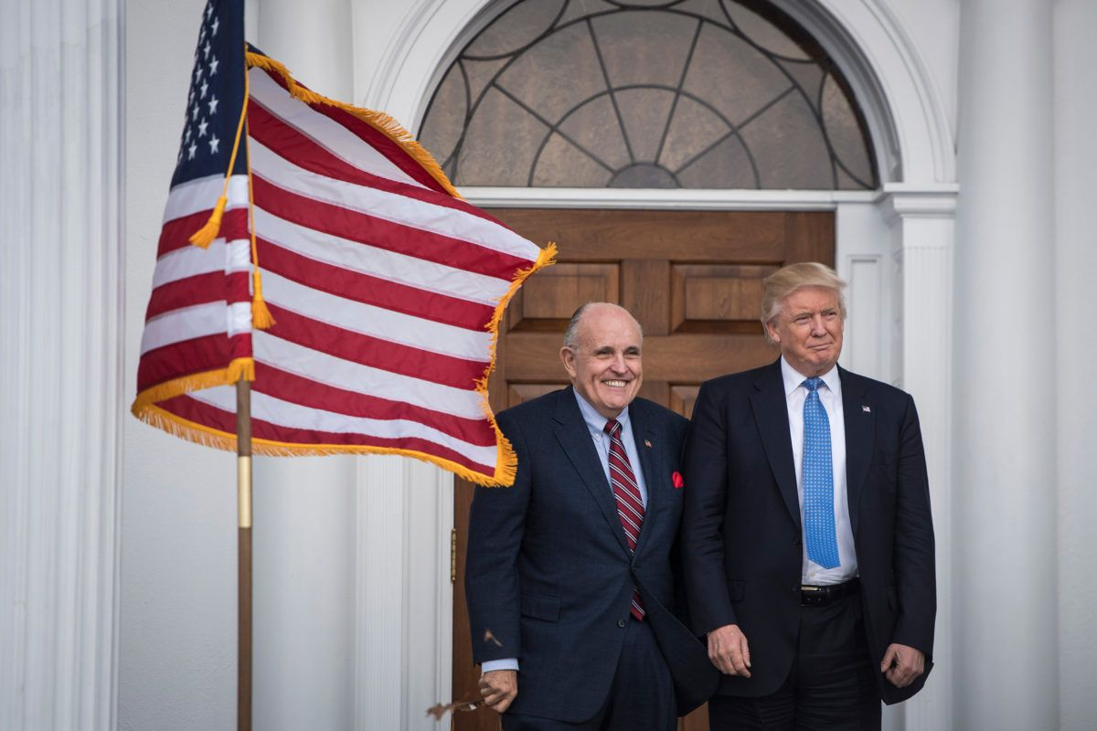 Rudy Giuliani S Mystery Trips To Russia Armenia And Ukraine Trump Inc Podcast We Spent Weeks Investigating His Wor Rudy Giuliani Long Time Friends Trump
