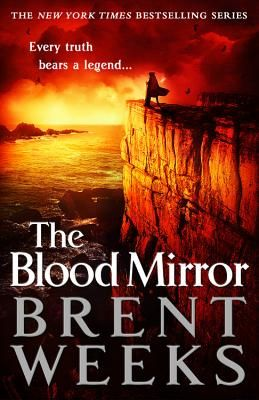 The Blood Mirror by Brent Weeks. Click on the cover to see if the book is available at Freeport Community Library.