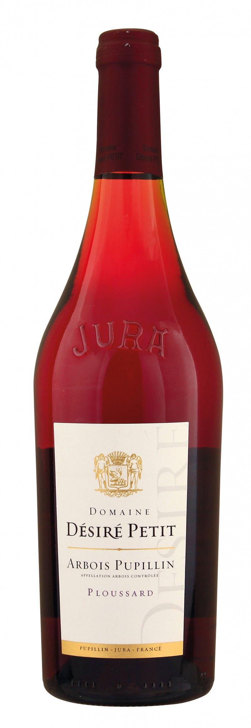 Ploussard 2014 Domaine Desire Petit Region Viticole Vin Jura