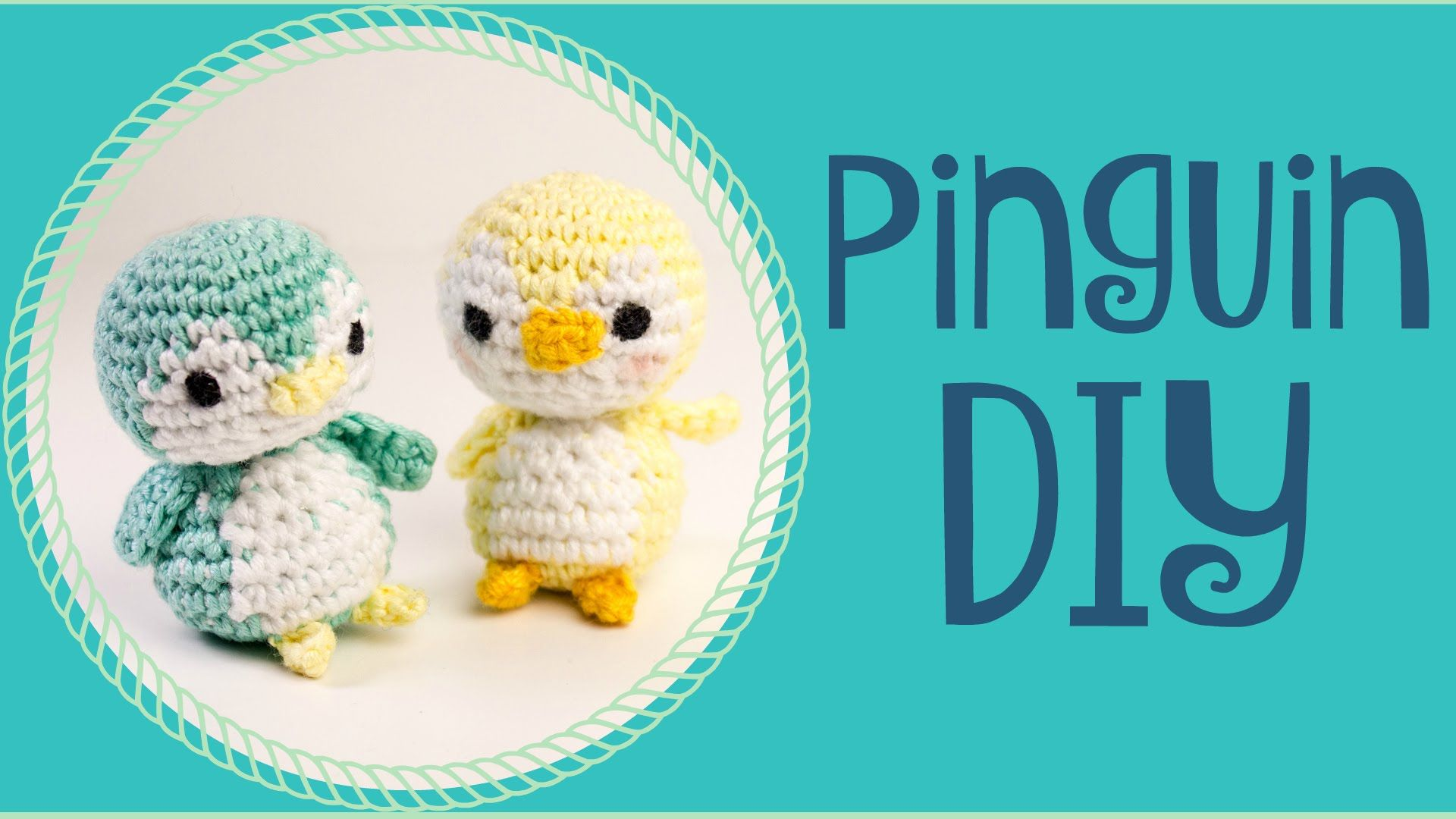 Pinguin hkelanleitung do it yourself youtube pinterest pinguin hkelanleitung do it yourself youtube solutioingenieria Images