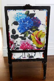 Tricia Guild floral fabric