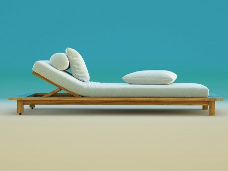 Photo Realistic Models Of The InOut 82 RR Lounge From Gervasoni For  Architectural And Interior Design Presentations.