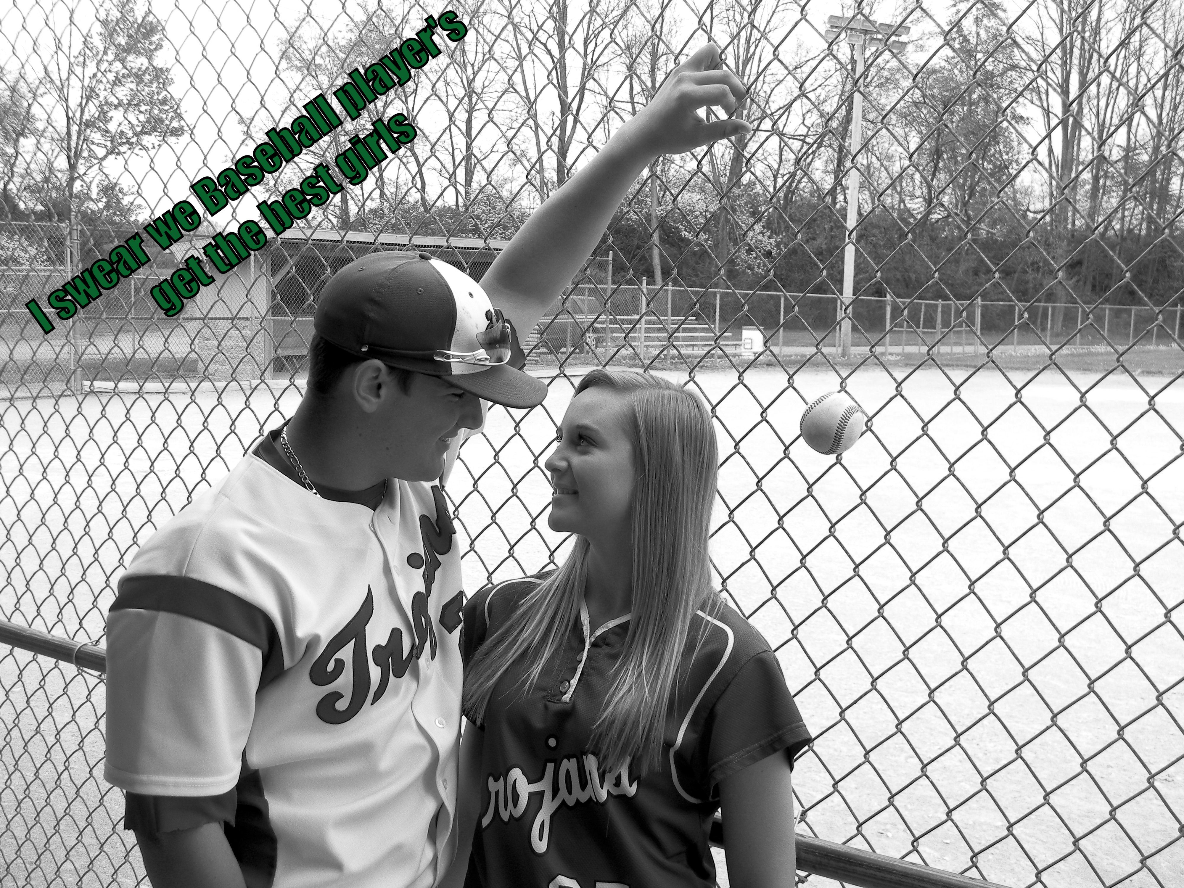 73 best baseball and softball couples images on Pinterest