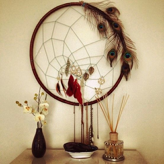 How To Make A Big Dream Catcher Have 40 of these in my room one I made and one I bought from a 27