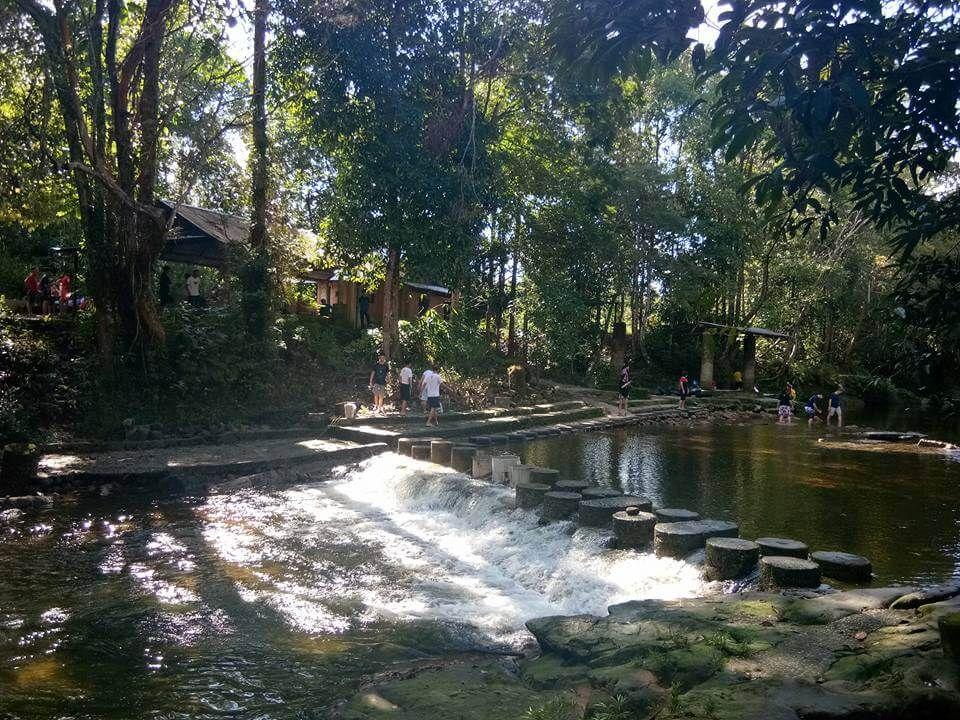 Sungai Rayu Terletak Berhampiran Dengan Matang Wildlife Centre Matang Wildlife Centre Juga Merupakan Sebahagian Daripada Taman Negara K Outdoor River Kuching