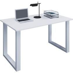 Photo of Vcm my office Lona Schreibtisch weiß quadratisch