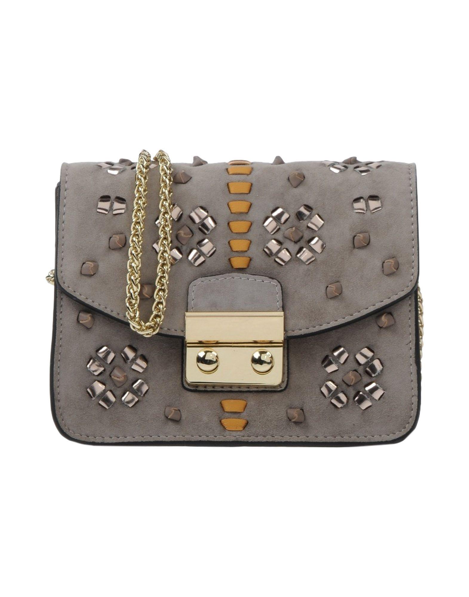 Lola bags Cruz Bags lolacruz shoulder hand metallic rPrO1qaW
