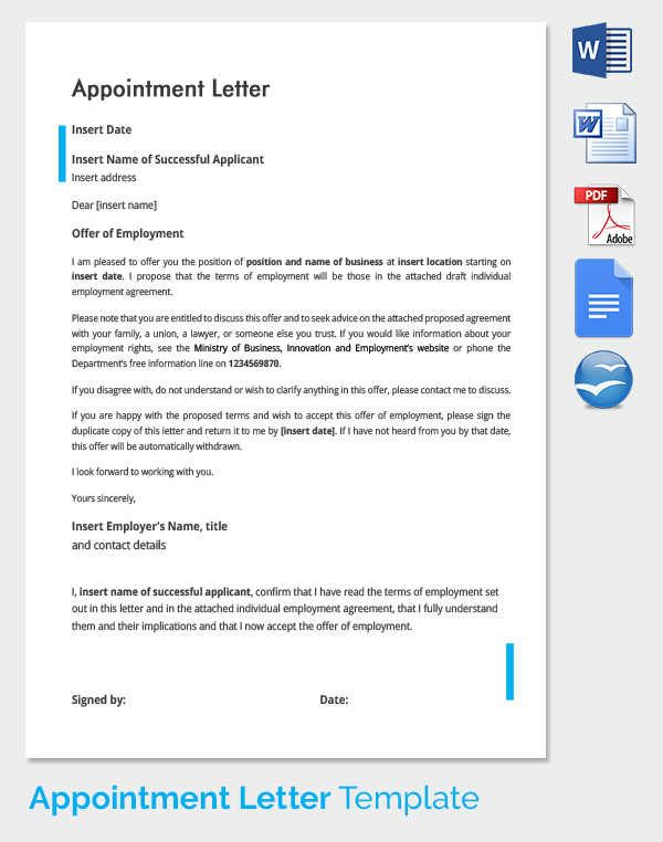 Employee job joining appointment letter confirmation for malaysia employee job joining appointment letter confirmation for malaysia cover templates spiritdancerdesigns Gallery