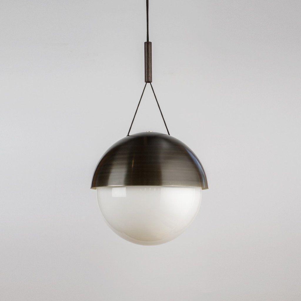 a framed half moon light pendant light fixtures glass. Black Bedroom Furniture Sets. Home Design Ideas