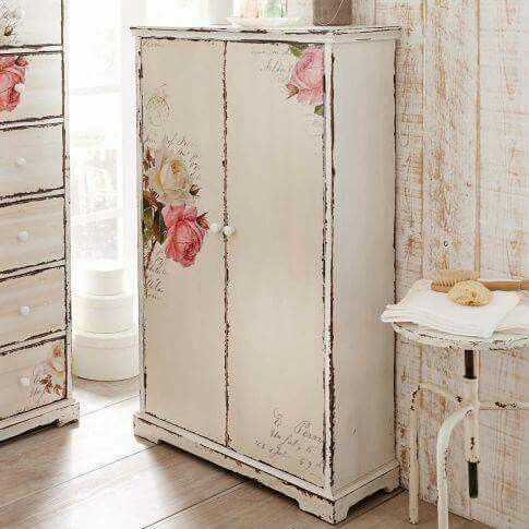 cabinet if only pinterest shabby chic shabby and decor. Black Bedroom Furniture Sets. Home Design Ideas