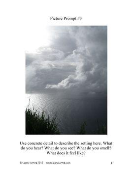 Writing Tip: Use Vivid Description