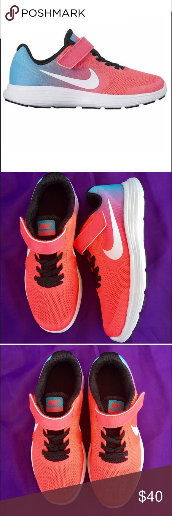 Nike girls running shoes!💕💕 | Girls