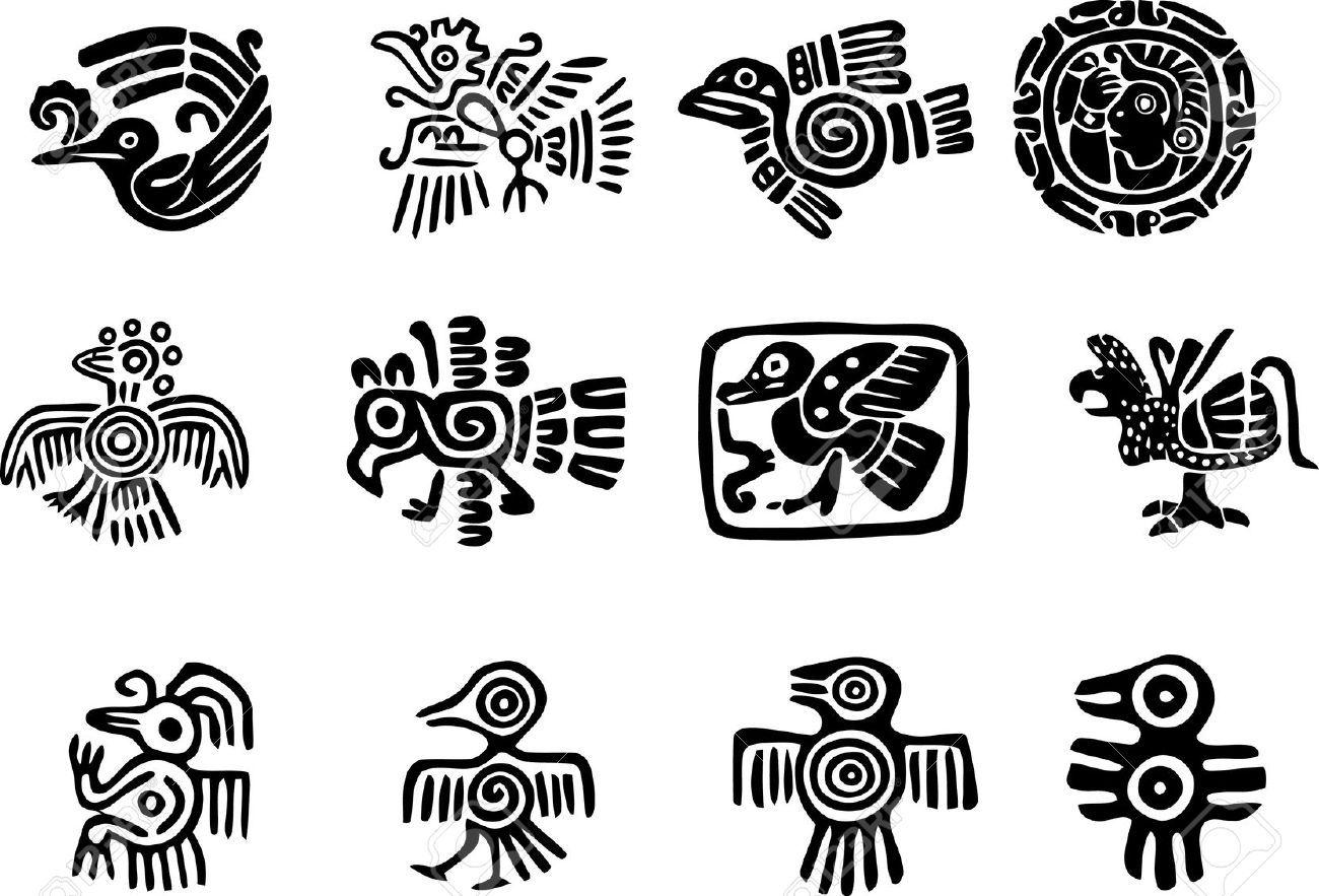 Aztec mexican animal tattoos google search inspiration aztec mexican animal tattoos google search mayan symbolsnative biocorpaavc