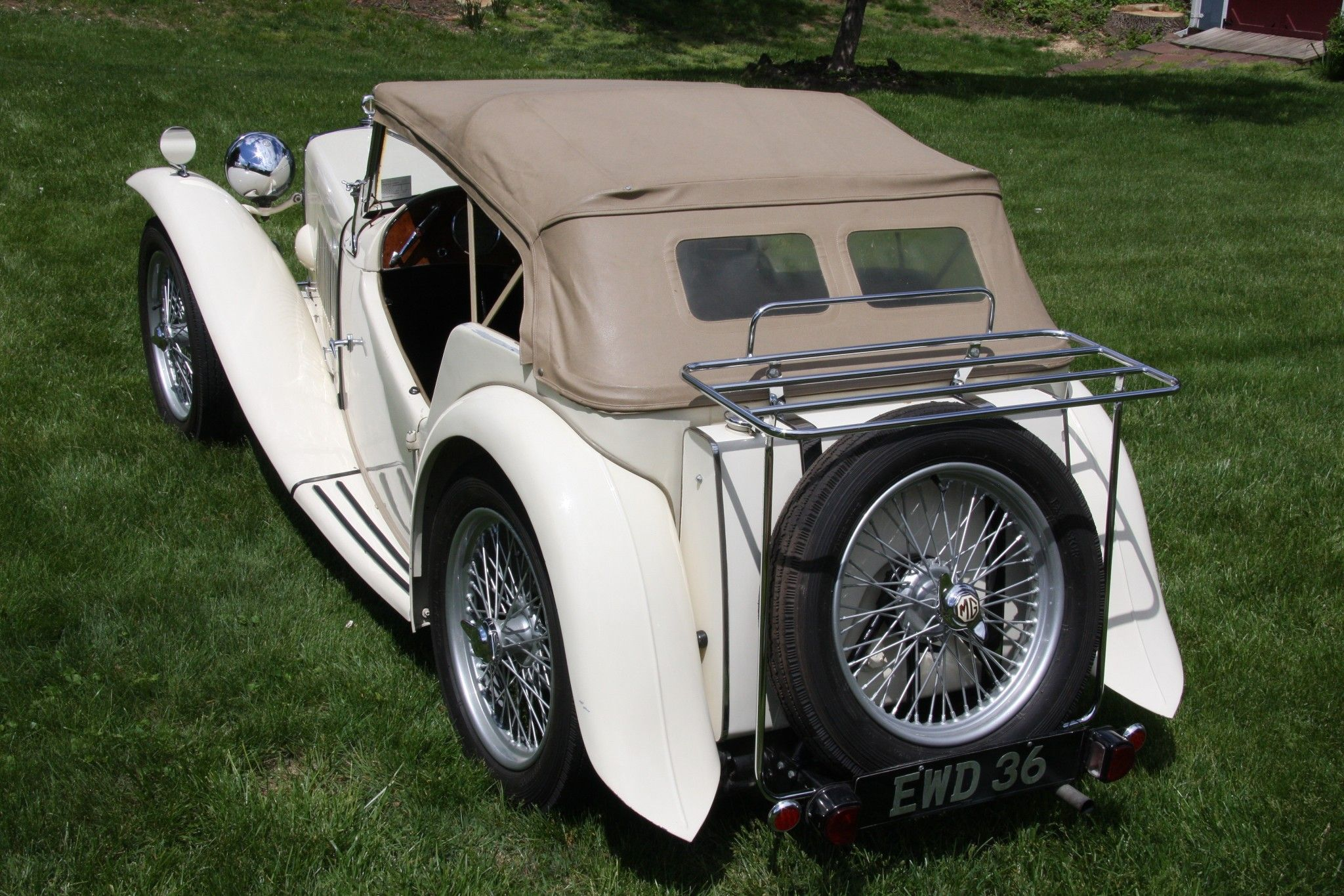 1946 Mg Tc British Sports Cars Classic Cars Sports Cars