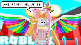 How To Get Roblox Event Rainbow Wings Of Imagination - roblox new event imagination