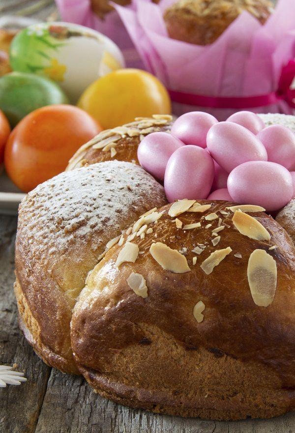 Brioche de Pâques Recipe Desserts, Food, Bread