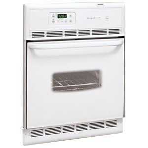 Frigidaire Feb24s2as 24 Single Electric Wall Oven White Electric Wall Oven Single Gas Wall Oven Single Electric Wall Oven