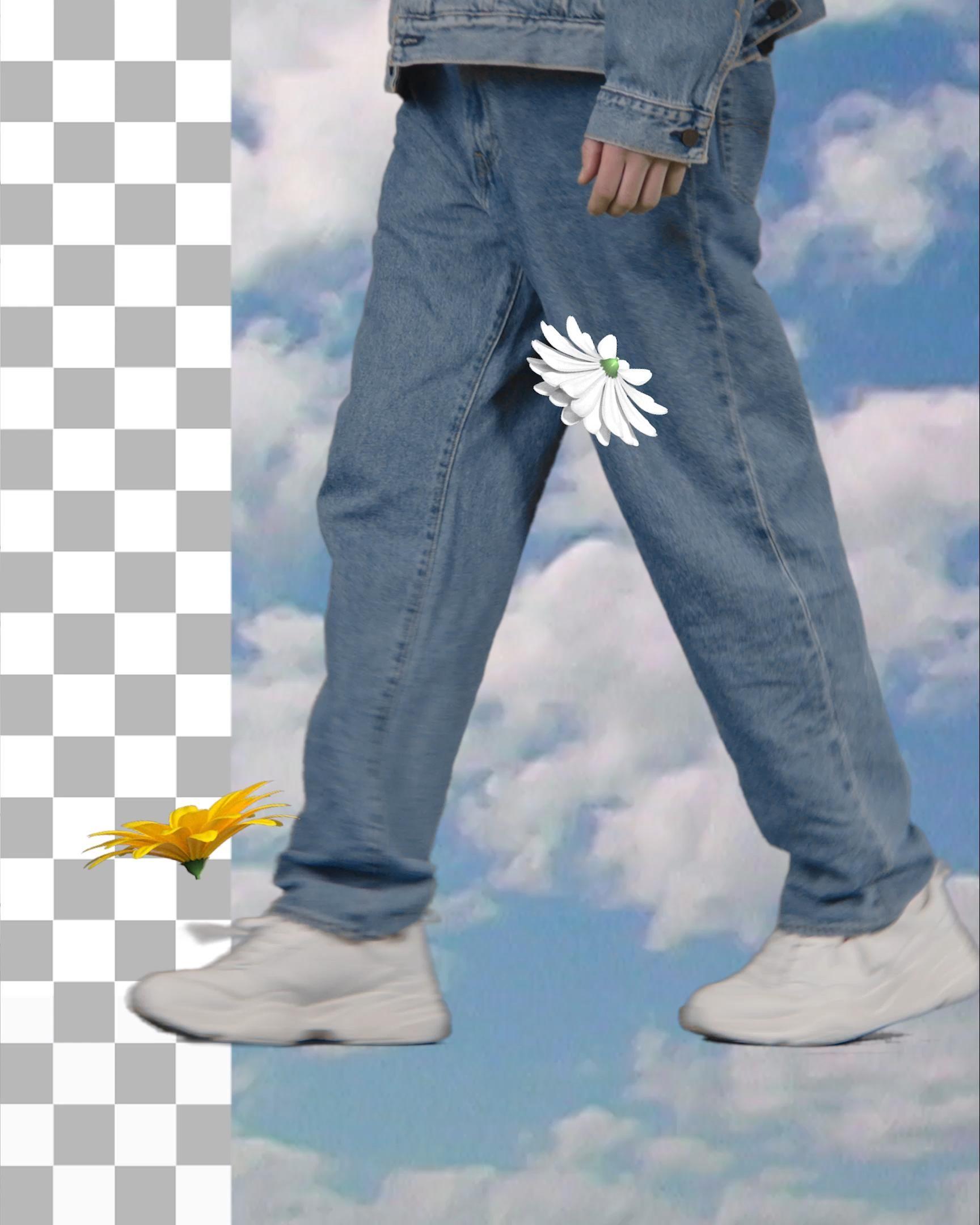 Découvrez nos nouveaux jeans High Loose & Stay Loo