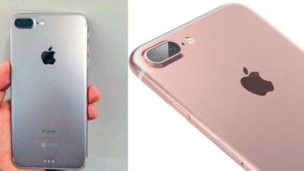 iPhone 7 Plus'ta 3 GB RAM ve Çift Arka Kamera!