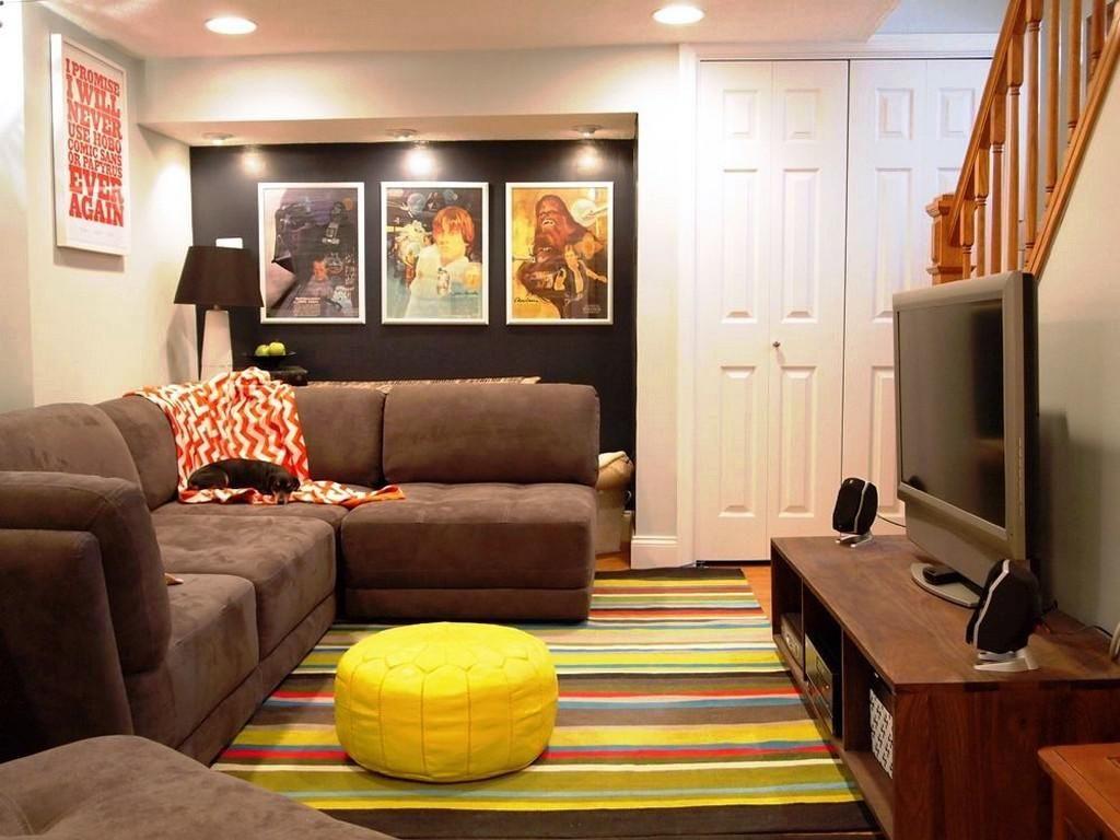 Basement Remodelling Ideas Decor image result for small basement remodeling ideas | downstairs