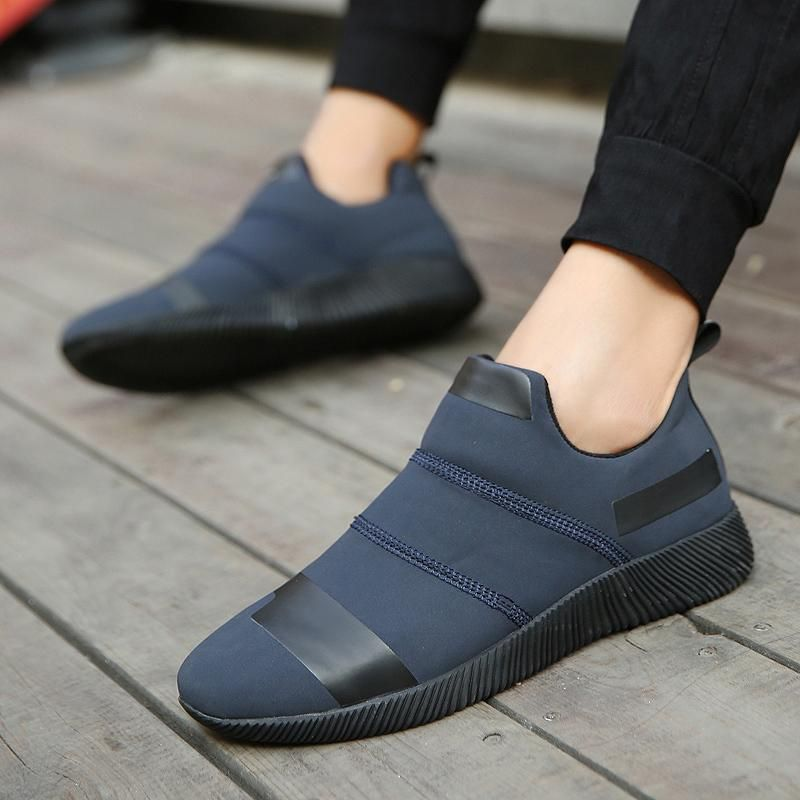 Breathable Walking Slip On Casual Shoes is part of Shoes - Autumn Shoes Type Basic Shoes style casual & outdoor leisure shoes Insole material synthetic Insole function absorbent & breathable Fit Fits true to size, take your normal size Shoe Size Foot Length (cm) 6 23 5 6 5 24 7 24 5 7 5 25 8 25 5 8 5 26 9 26 5 9 5 27 10 27 5 10 5 28 11 28 5