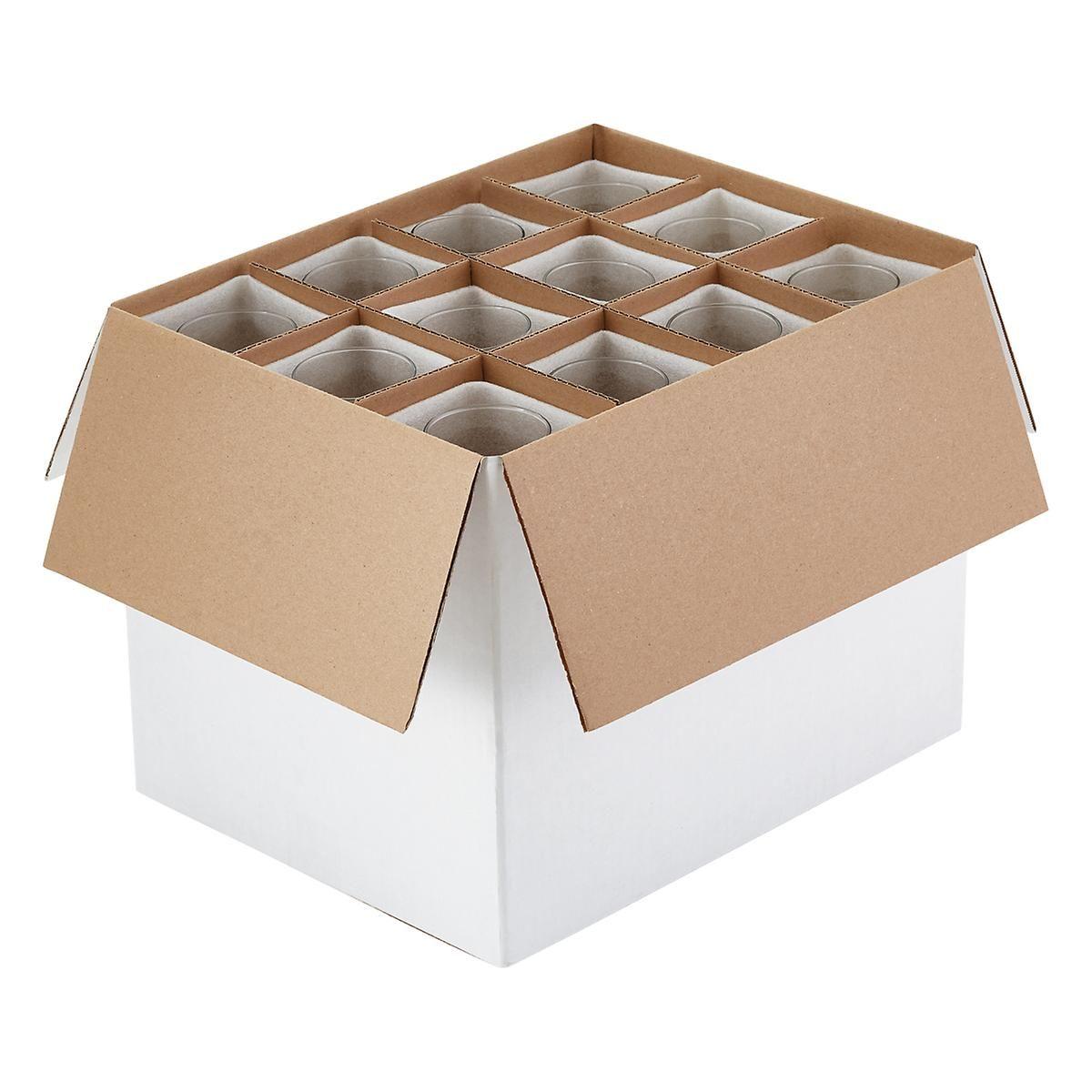 Glassware Storage Glass Storage Kit The Container Store