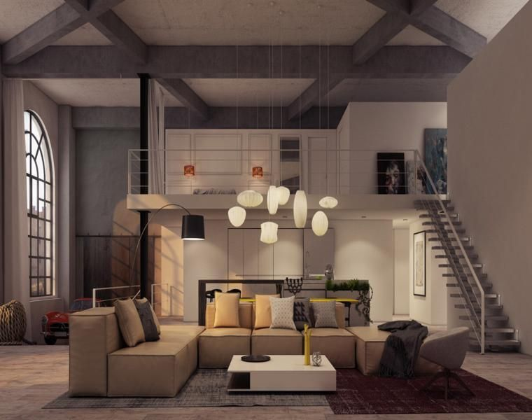 Lofts des Designs - besichtigen Sie die 42 eindrucksvollsten