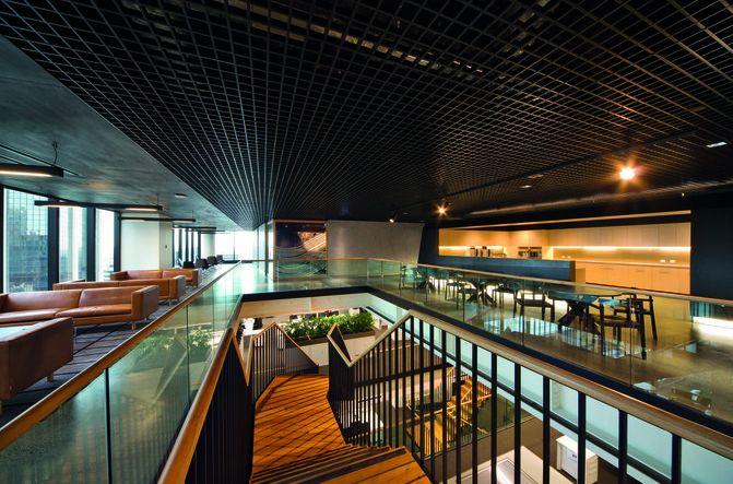 Aecom workplace brisbane google search office design - Interior design courses brisbane ...