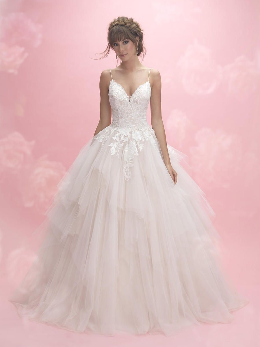 Allure Romance 3067 - Shop this style and more at oeevening.com ...