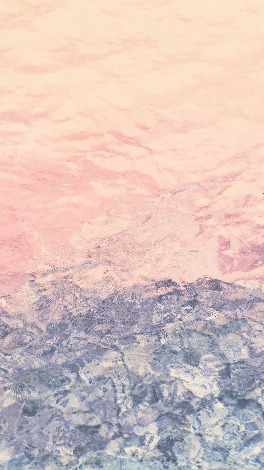 Water Texture Pink Summer Wave Nature Sea Iphone 6 Plus