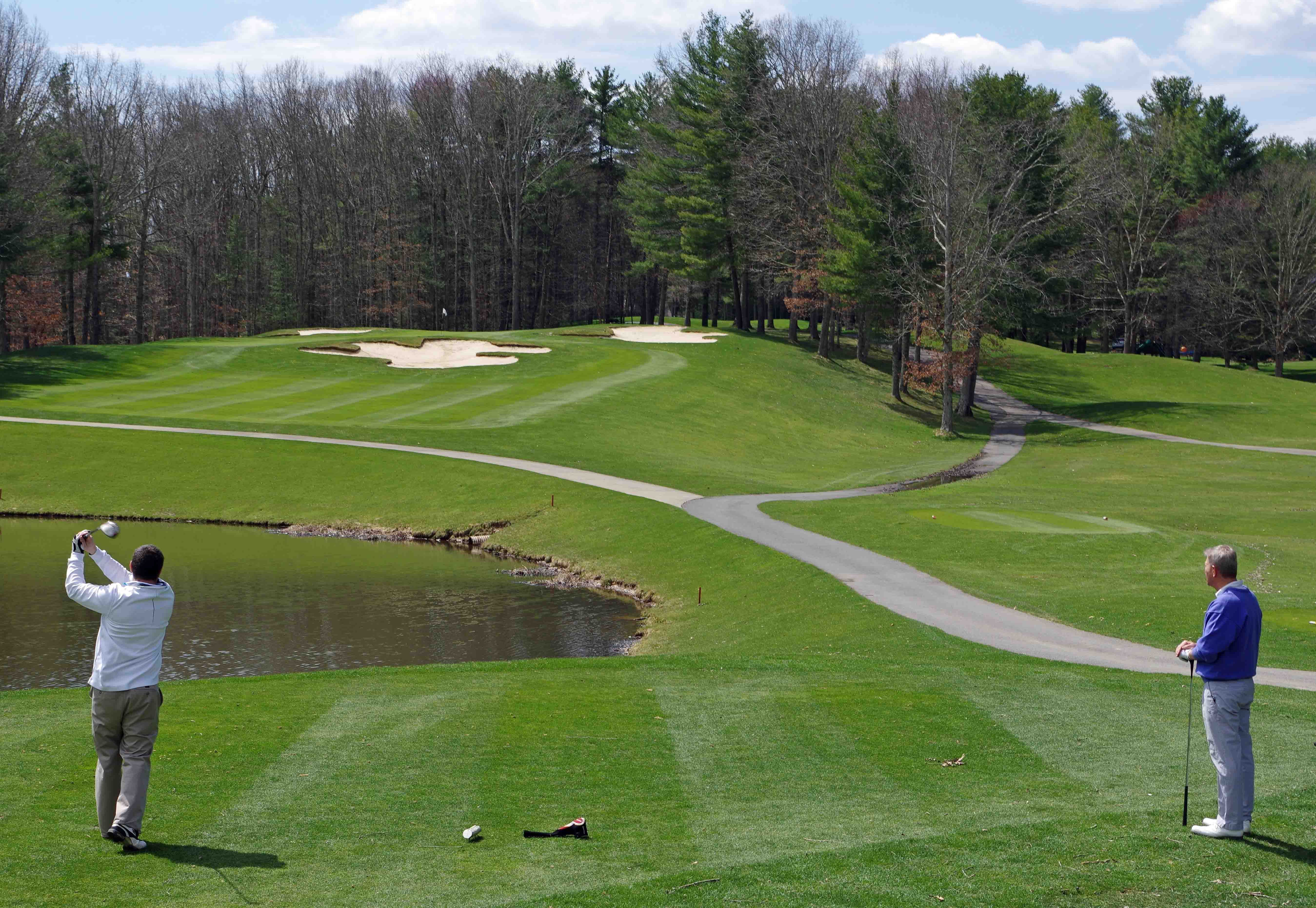 Cobb Course at The Resort at Glade Springs in Daniels WV | Golf ...