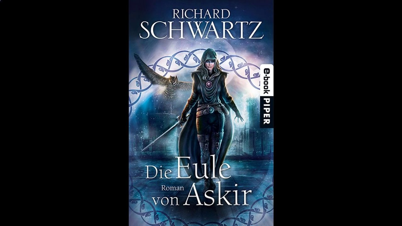 Die Eule Von Askir 1 Von Richard Schwartz Horbuch Bucher Eule Horbuch