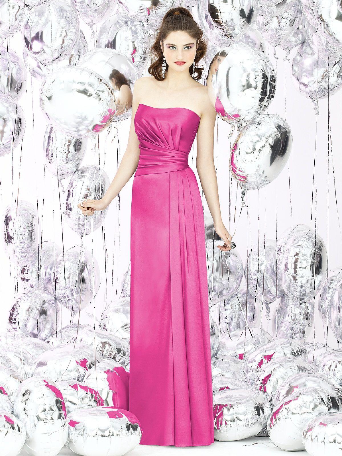 Bonito Vestido De Fiesta Amor Púrpura Ideas Ornamento Elaboración ...