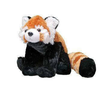 World Wildlife Fund | Red Panda Plush – Animal Adoptions from World Wildlife Fund - WWF Gift Center