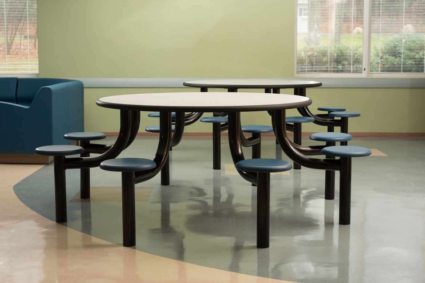 Norix Furnitures MaxMaster Tables At Hampstead Hospital In - Hampstead furniture