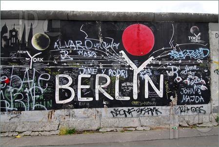 Berlin 3 Berlin Berlin Graffiti East Side Gallery