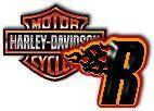 R~ Harley Davidson.