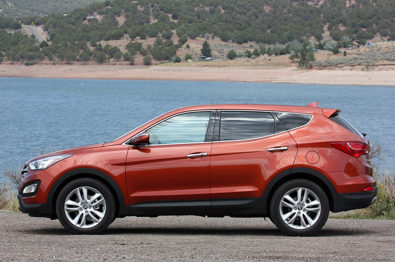 New Car Review 2013 Hyundai Santa Fe Sport (With images