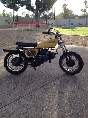 1976 Suzuki Jr 50 Suzuki Motorcycle Bike