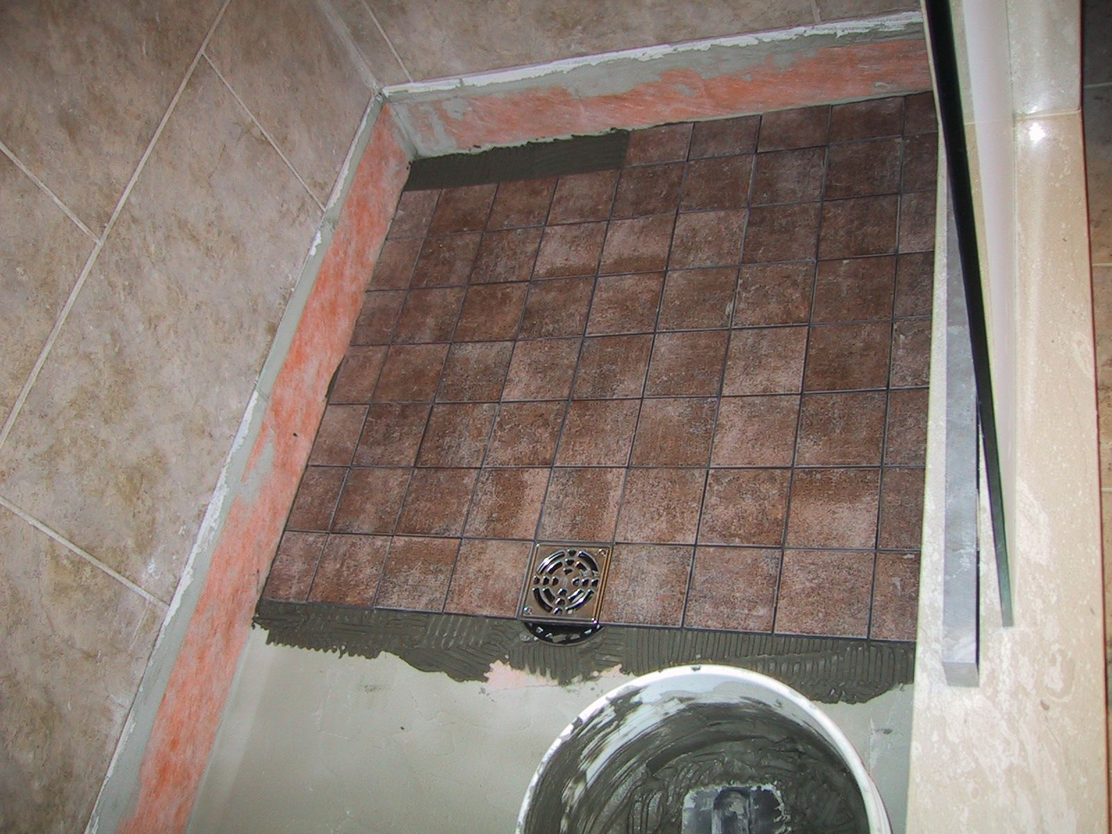 Merveilleux Shower Tile Photos Bath And Shower Tile Designs Another Important Bath And Shower  Tile Design Element Is The Grout Color Choice.