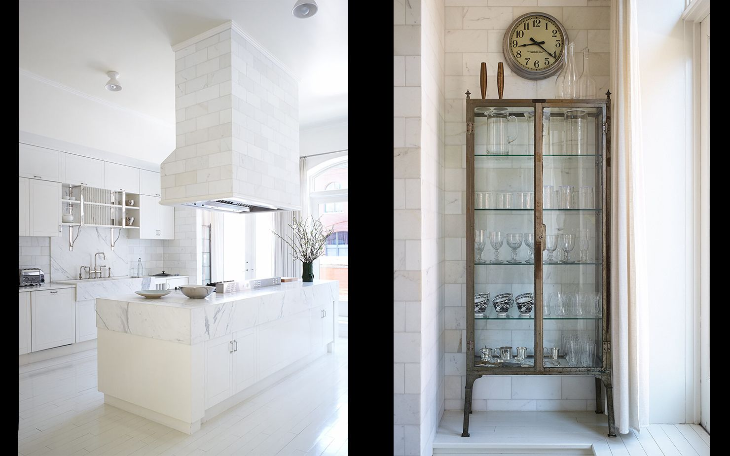 gwyneth paltrows home - roman and williams. | Kitchens | Pinterest ...
