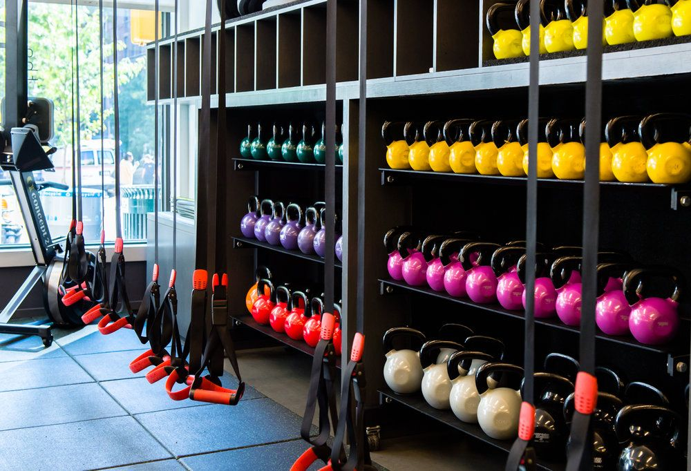 How to get the most out of your lunch hour workout gym