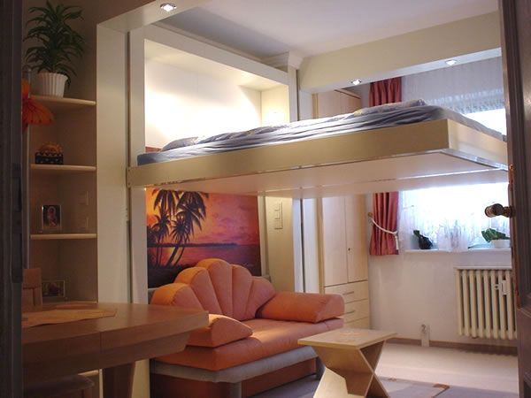 Electric-Murphy-Elevator-Bed-With-Remote-Control | Bedroom