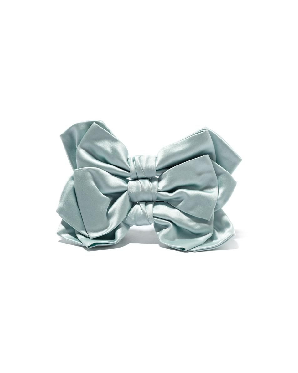 Something blue... #alexismabille Silk Marshmallow Brooch £251 Alexis Mabille for COUTURELAB