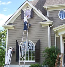 exterior house painter. exterior house painting for the inexperienced from tsi painter